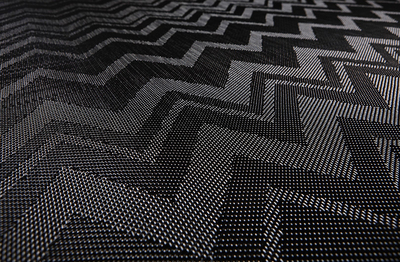 MISSONI HOME ZIGZAG BLACK