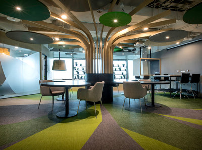 Taipei 101 Cloud Coworking Offices | 台湾