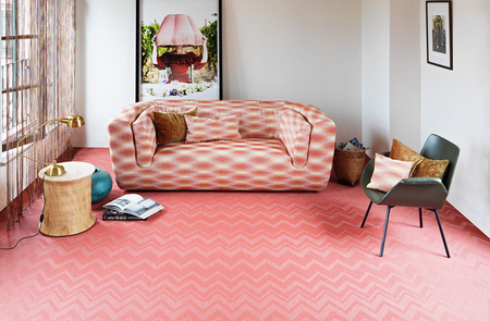 MISSONI HOME ZIGZAG RED